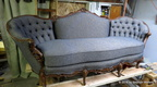 Button Tufted Furniture